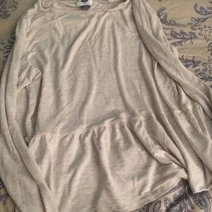 Old Navy Long Sleeve Baby Doll